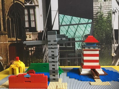 LEGO in ABC Haarlem